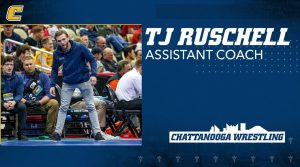 Ruschell Added to Chattanooga Coaching Staff