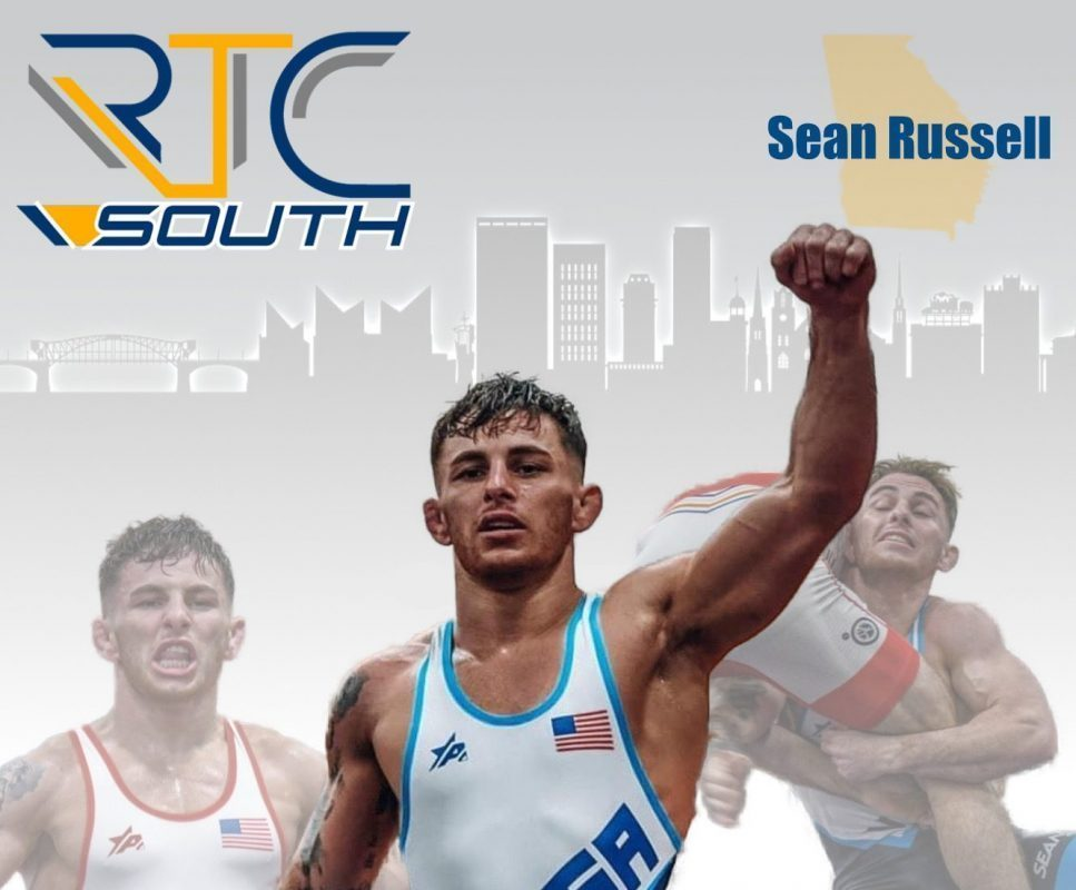 CHATTANOOGA WELCOMES SEAN RUSSELL AS NEW RTC SOUTH HEAD COACH